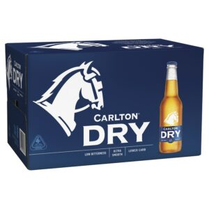 Carlton Dry Case