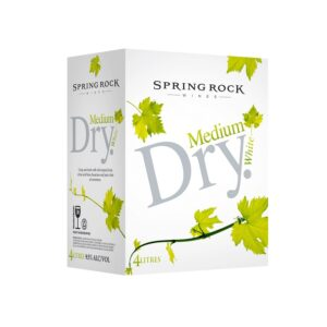 Spring Rock Medium Dry White