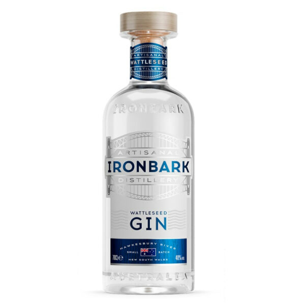Ironbark Wattleseed Gin