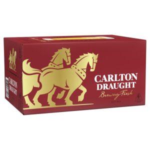 Carlton Draught Case