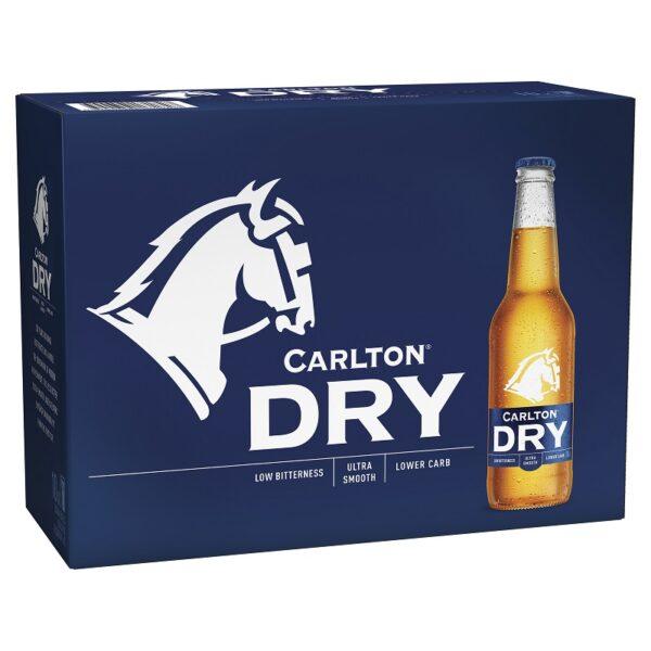 Carlton Dry 10 Pack