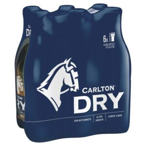 Carlton Dry 6 Pack