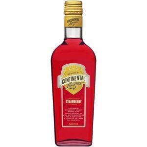 Continental Strawberry Liqueur