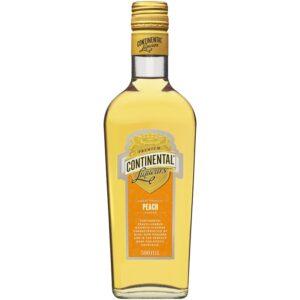 Contionental Peach Liqueur