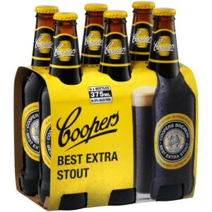 Coopers Stout 6 Pack