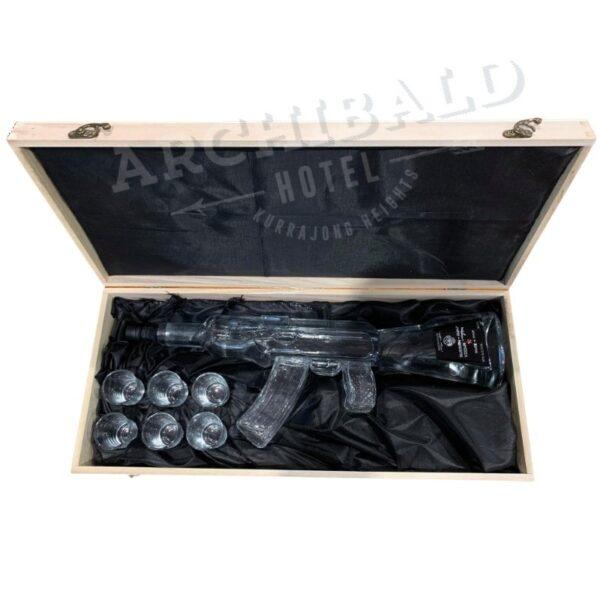 Russian AK 47 Vodka