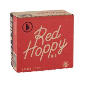 Brick Lane Red Hoppy Case