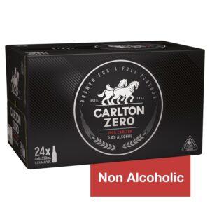 Carlton Zero Stubbies Case