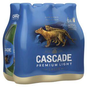 Cascade Premium Light 6 Pack