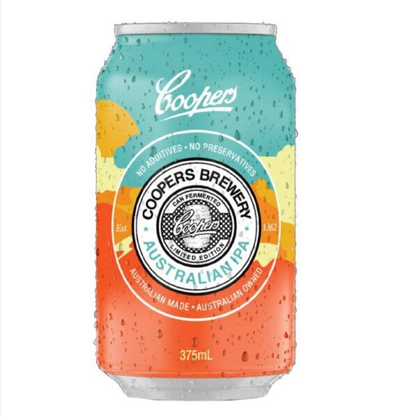 Limited Edition Coopers Australian IPA