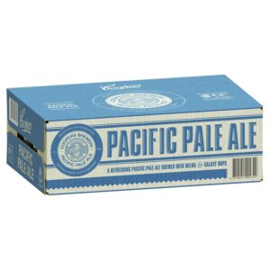 Coopers Pacific Pale Ale Case