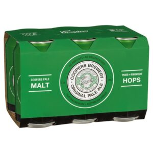 Coopers Pale Cans 6 Pack