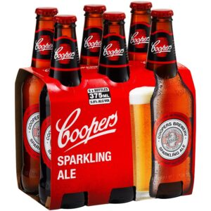 Coopers Sparkling Stubbies 6 Pack