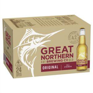 Great Northern Original Case