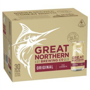 Great Northern Original Cans Block