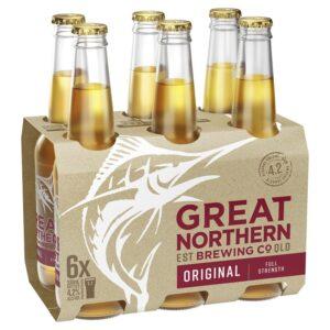 Great Northern Original 6 Pack