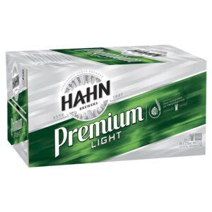 Hahn Premium Light Stubbies Case