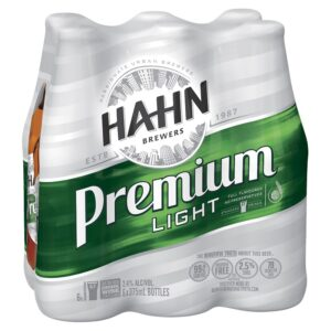 Hahn Premium Light Stubbies 6 Pack
