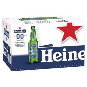 Heineken Zero Case