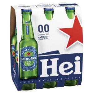 Heineken Zero 6 Pack