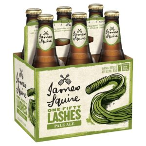 James Squire 150 Lashes 6 Pack