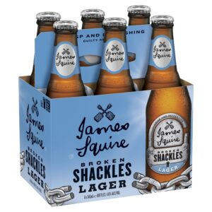 Broken Shackles 6 Pack