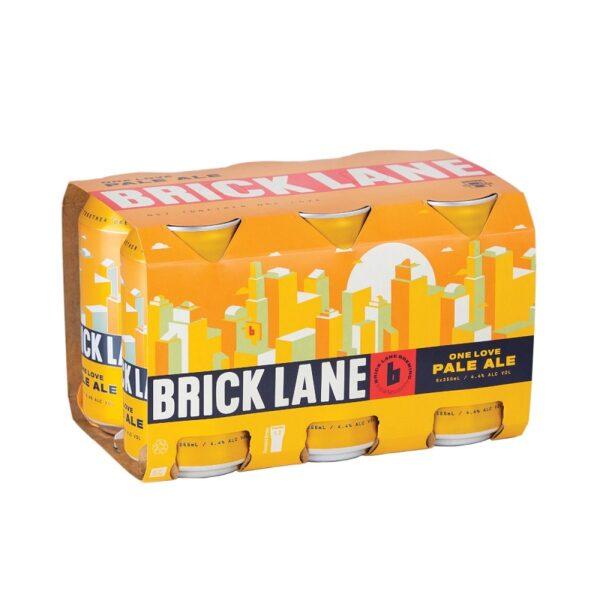 Brick Lane One Love 6 Pack