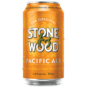 Staone & Wood Pacific Ale Can