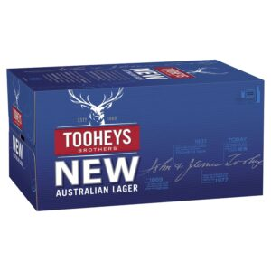 Tooheys New Stubbies Case