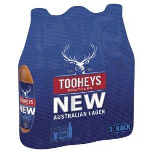 Tooheys New Longneck 3 Pack
