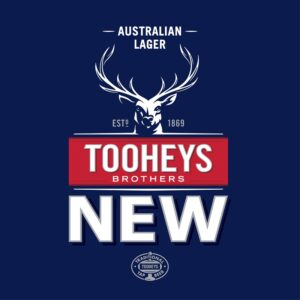 Tooheys New Longneck Case