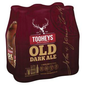 Tooheys Old Stubbies 6 Pack