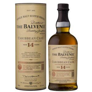The Balvenie Caribbean Cask Single Malt Scotch Whisky