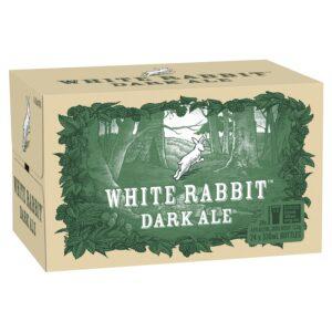 White Rabbit Dark Ale Case