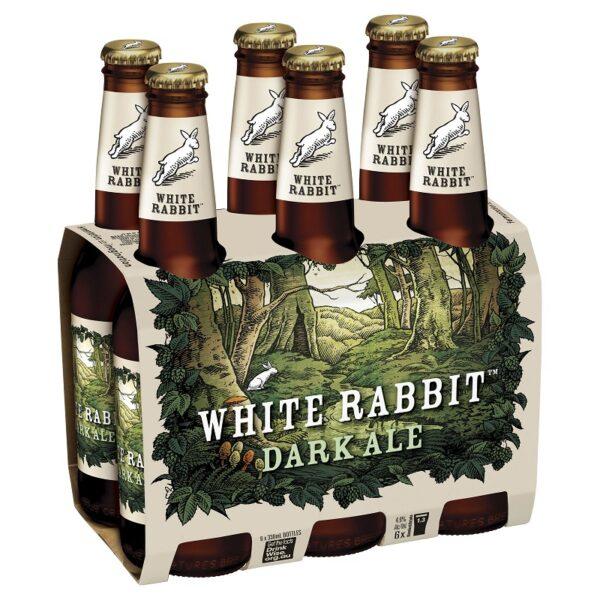 White Rabbit Dark Ale 6 Pack