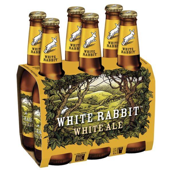 White Rabbit White Ale 6 Pack