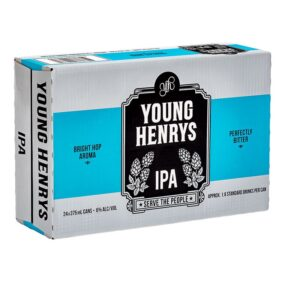 Young Henrys IPA Case