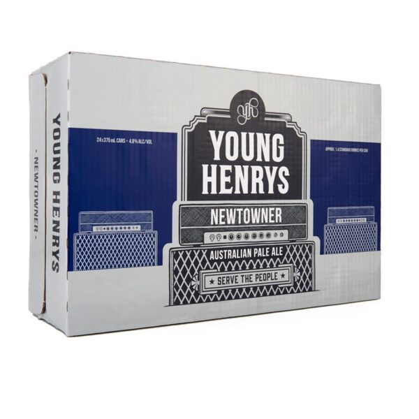Young Henrys Newtowner Case