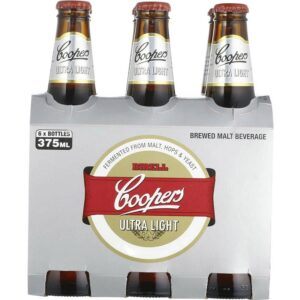 Coopers Birell Ultra Light 6 Pack
