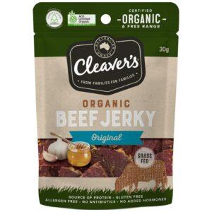 Cleavers Original Beef Jerky