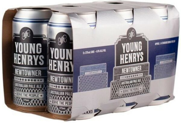 Young Henrys Newtoener 6 Pack