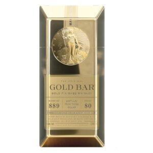 Gold Bar Whiskey 50mL