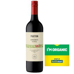 Paxton Organic Shiraz